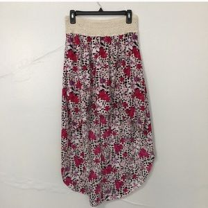 Dresses & Skirts - Be Fun & Flirty Animal Print Skirt Size L